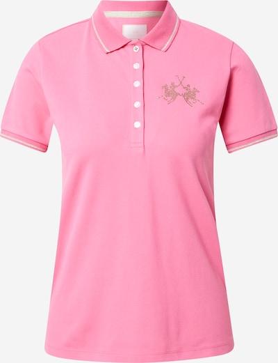 La Martina Shirt in de kleur Pink, Productweergave