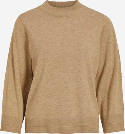 VILA Pullover in braunmeliert, Produktansicht