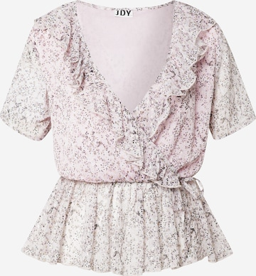 JDY Blus 'TIME' i rosa