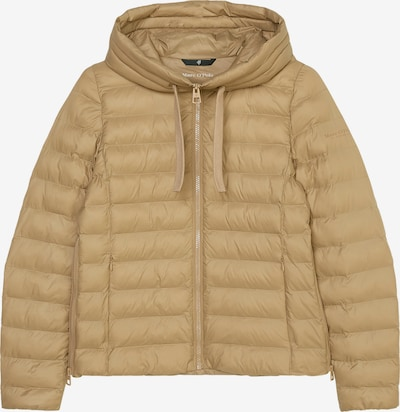 Marc O'Polo Jacke 'Slow Down - No Down' in sand, Produktansicht