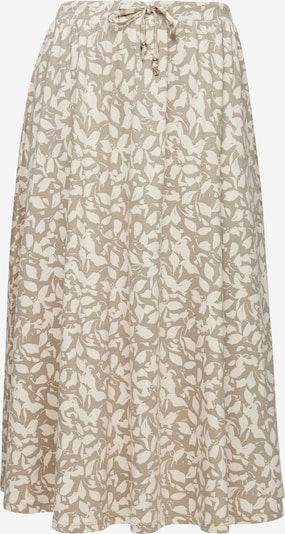 s.Oliver Skirt in Cream / Olive, Item view