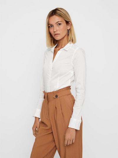 VERO MODA Блуза боди в мръсно бяло, Преглед на модела
