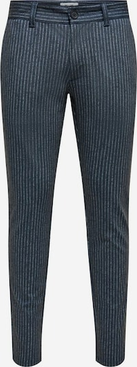 Only & Sons Chino trousers 'Mark' in Marine / White, Item view