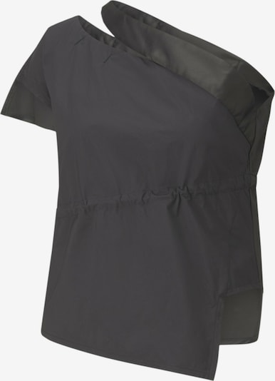 PUMA Sporttop in schwarz, Produktansicht