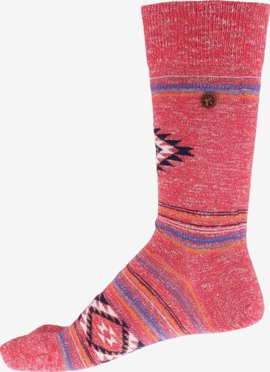 BIRKENSTOCK Socken in rot, Produktansicht