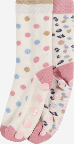 Chaussettes EWERS en blanc