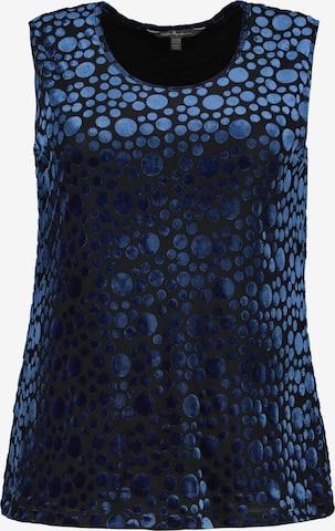 Ulla Popken Top in Blauw