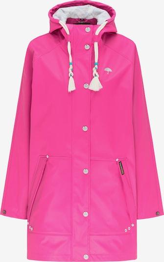 Schmuddelwedda Regenparka in pink, Produktansicht