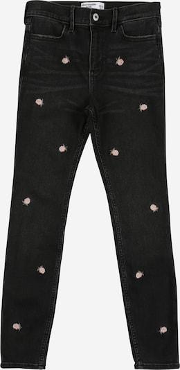 Abercrombie & Fitch Jeansy w kolorze pastelowy zielony / różowy pudrowy / czarnym, Podgląd produktu