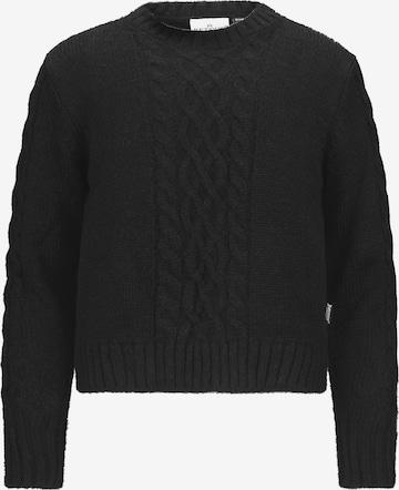 melns Retour Jeans Džemperis 'Beppie'