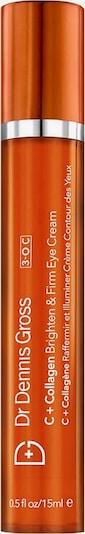 Dr Dennis Gross Eye Cream 'Brighten & Firm' in orange, Produktansicht