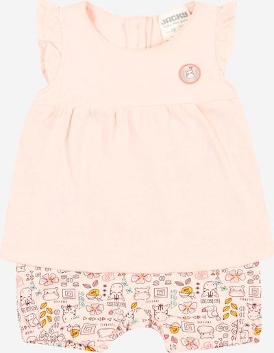 JACKY Kombinezons 'JUNGLE GIRL' zaļš / oranžs / rožkrāsas / melns, Preces skats