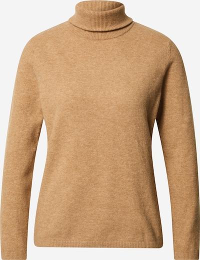 SELECTED FEMME Pullover in braunmeliert, Produktansicht