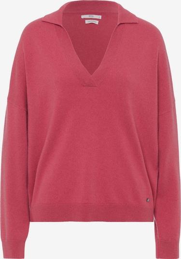BRAX Sweatshirt 'Style Leila' in pink, Produktansicht