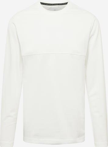 adidas Golf Funksjonsskjorte i hvit