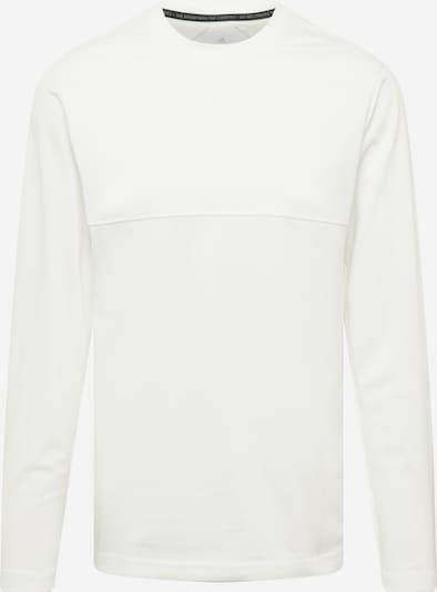 adidas Golf Sporta krekls, krāsa - balts, Preces skats