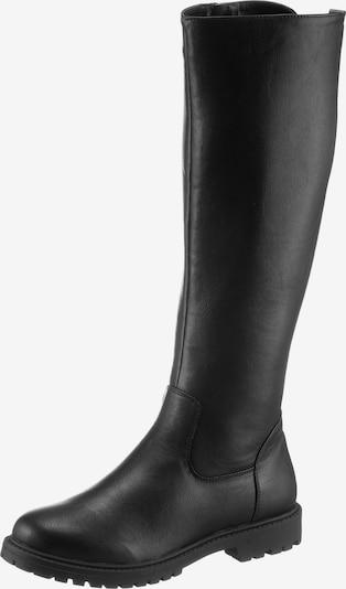 CITY WALK Stiefel in schwarz, Produktansicht
