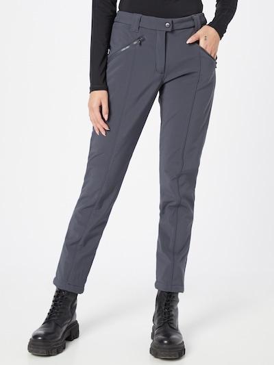 CMP Outdoor Pants in Grey, View model