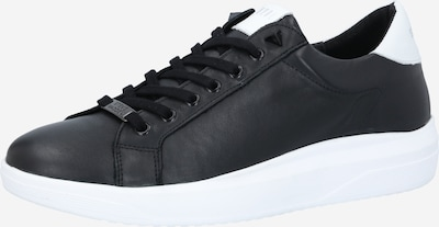 Sneaker low 'ALEX' STEVE MADDEN pe negru / alb, Vizualizare produs