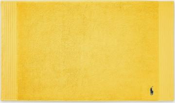 Ralph Lauren Home Bathmat 'POLO PLAYER' in Yellow
