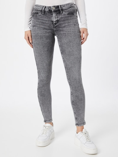 River Island Jeans in Grey denim, View model