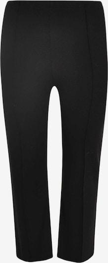 Yoek Hose ' Diagonal ' in schwarz, Produktansicht