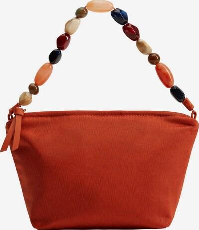 MANGO Handtasche in dunkelorange, Produktansicht