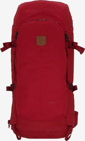 Fjällräven Rucksack in Rot