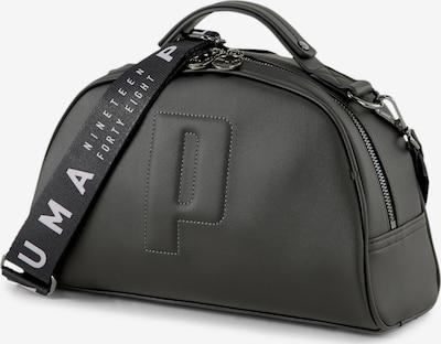 PUMA Handbag 'Sense' in Dark grey / White, Item view