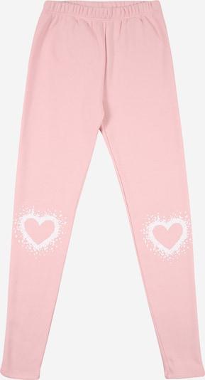 Kelnės iš GAP , spalva - rožinė / balta: Vaizdas iš priekio