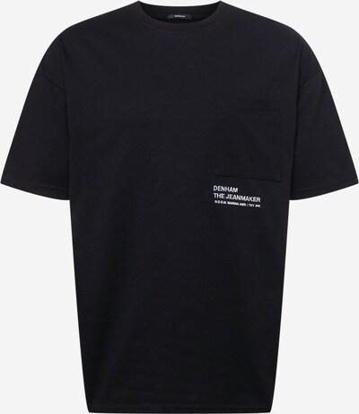 DENHAM Shirt 'MONTANA' in Night blue / White, Item view