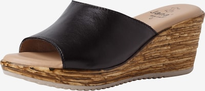 JANA Pantolette in schwarz, Produktansicht