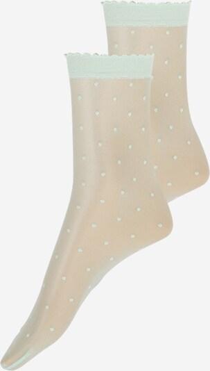 FALKE Sokken 'Dot' in de kleur Jade groen, Productweergave