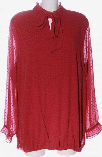 Zizzi Langarm-Bluse in XXXL in rot, Produktansicht