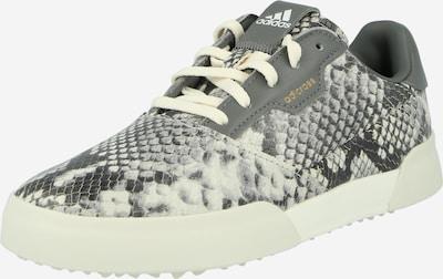 adidas Golf Sportschuh 'Retro' in grau / dunkelgrau / weiß, Produktansicht