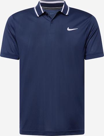 Tricou funcțional 'Victory' de la NIKE pe albastru