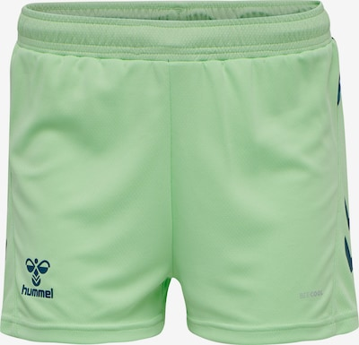 Hummel Shorts 'Action' in mint, Produktansicht