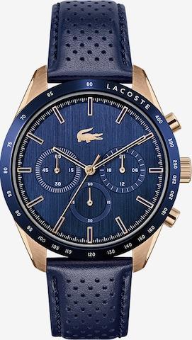 Orologio analogico di LACOSTE in blu