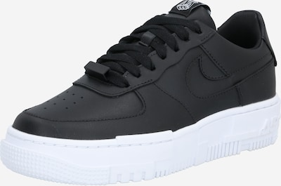 Nike Sportswear Sneaker low 'Air Force 1 Pixel' i sort, Produktvisning