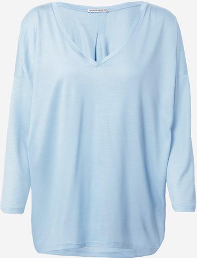 DRYKORN Shirt 'VENJA' in blaumeliert, Produktansicht
