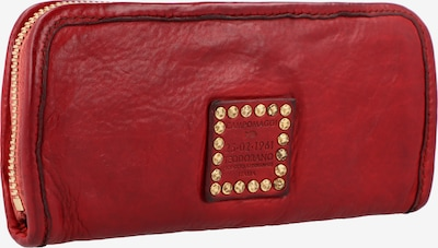 Campomaggi Portemonnaie in rot, Produktansicht