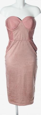 RARE LONDON Bustierkleid in M in Pink