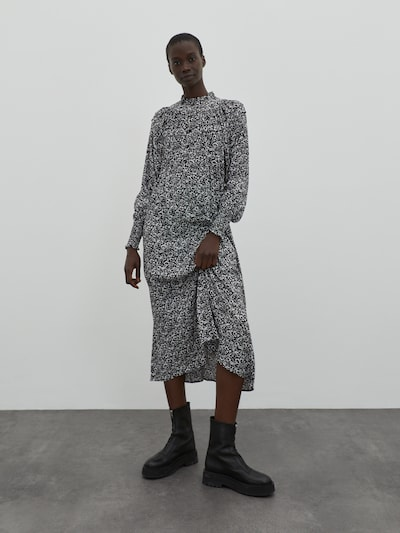 EDITED Kleid 'Robinia' in mischfarben, Modelansicht