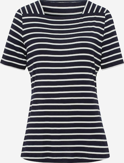 Uta Raasch Shirt in de kleur Zwart / Wit: Vooraanzicht