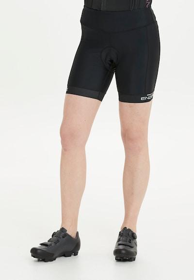 ENDURANCE Workout Pants 'Propolis W' in Black: Frontal view