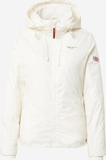 Pepe Jeans Prechodná bunda 'ALISON' - biela, Produkt