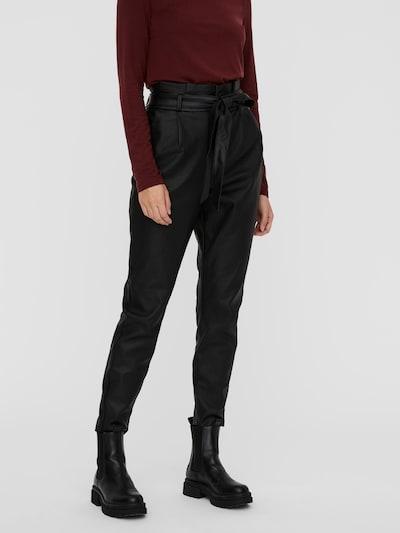 VERO MODA Broek 'Eva' in de kleur Zwart, Modelweergave