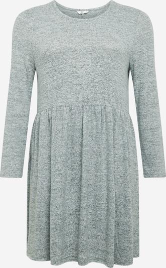 Z-One Robes en maille 'Clarice' en gris, Vue avec produit