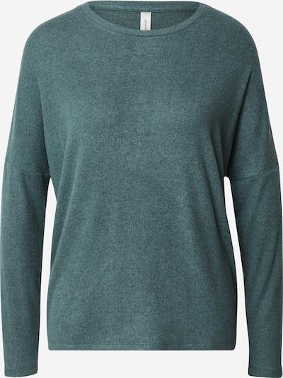 Soyaconcept Sweter 'Biara 1' w kolorze zielonym: Widok z przodu