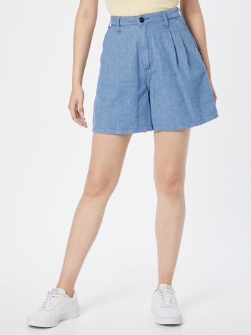 Lee Bandplooi jeans 'STELLA' in Blauw